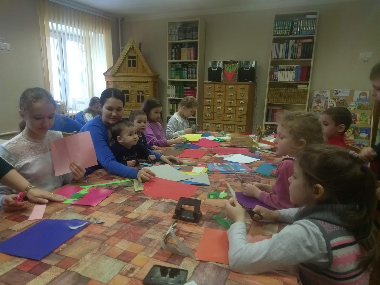 Рукам работа - сердцу радость - Детская библиотека-5