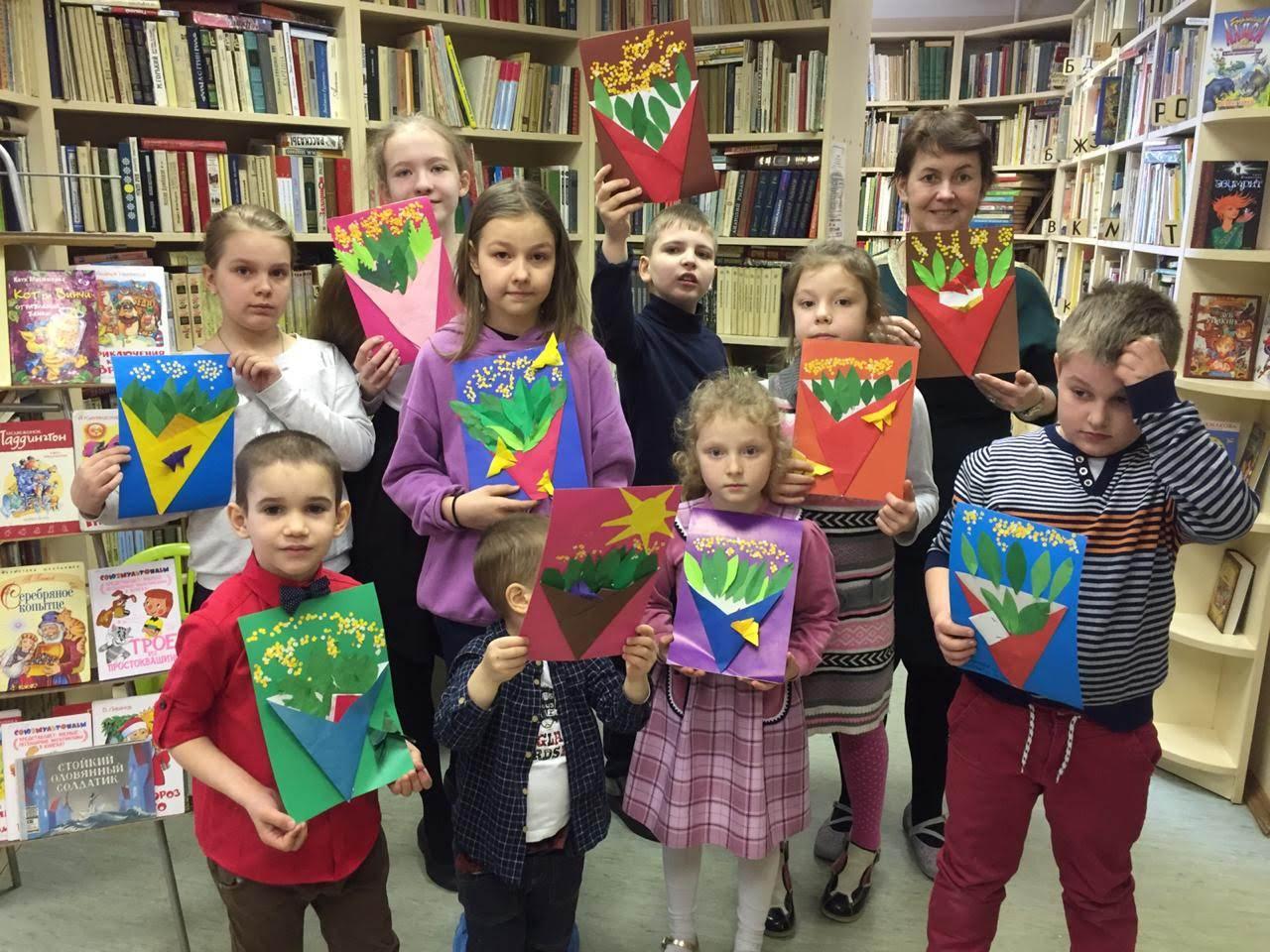 Рукам работа - сердцу радость - Детская библиотека