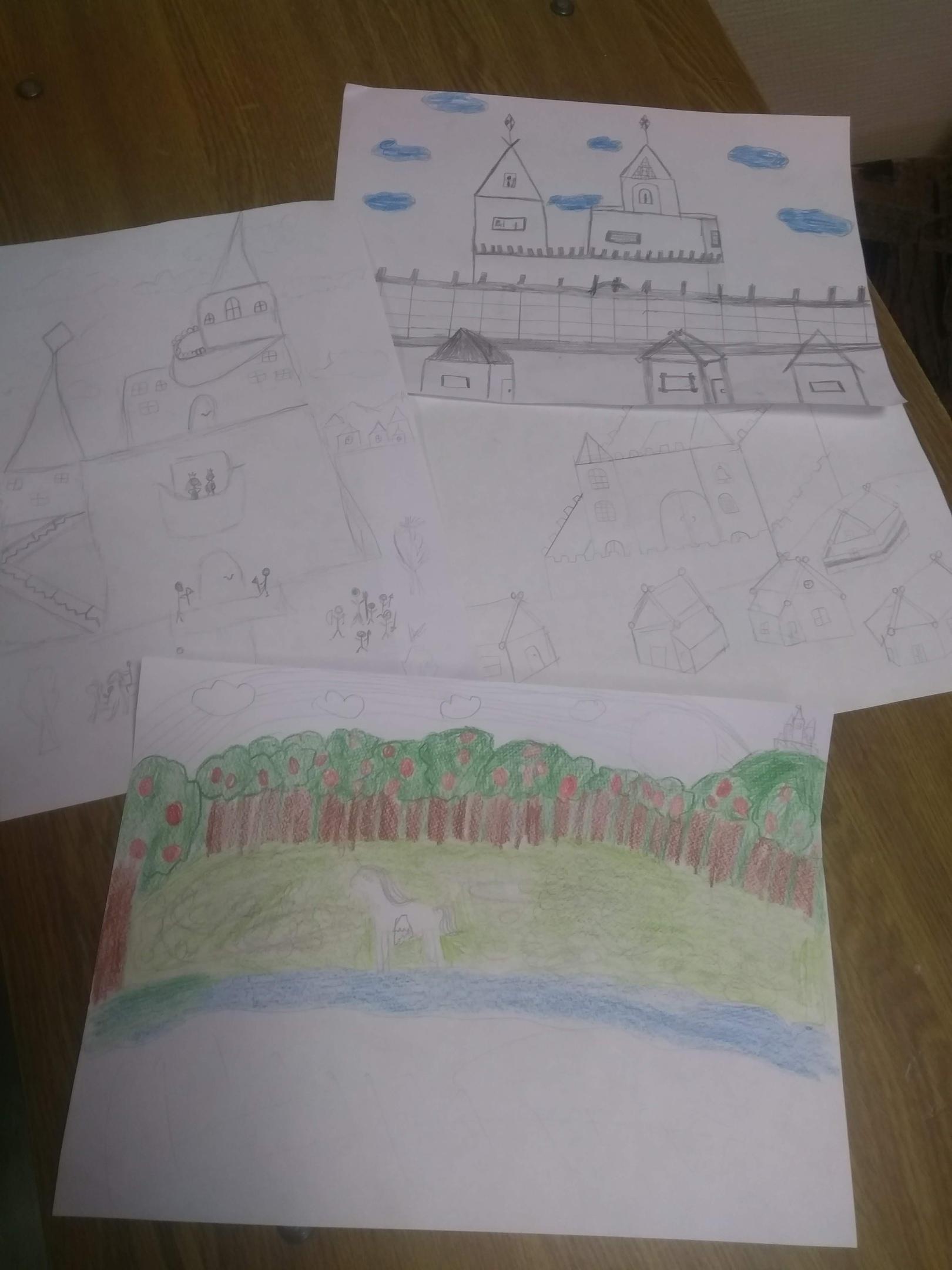 Воскресные занятия в Детской библиотеке-4