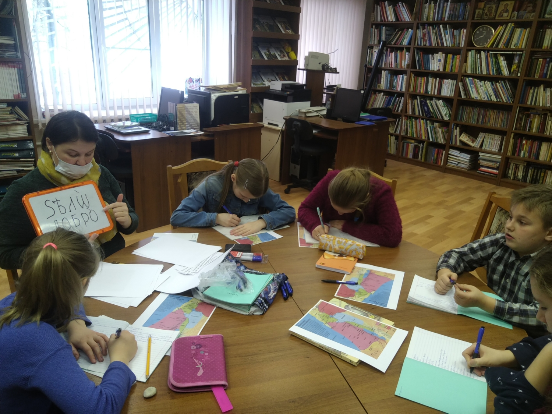 "\""Аз, буки, веди...\"" Урок церковнославянского языка"