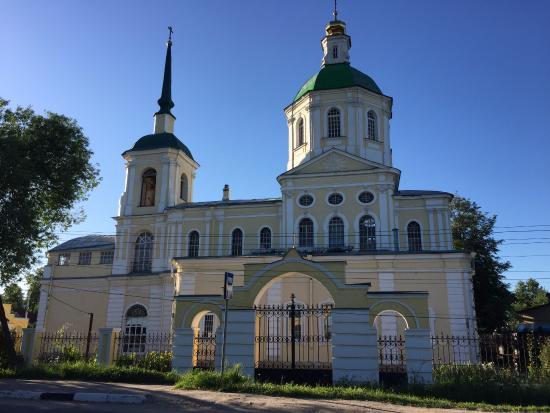 Краеведческие прогулки. Православные Храмы в Лобне.