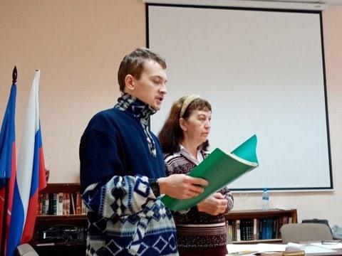 Литературная встреча ЛИТО «Ладога»-3