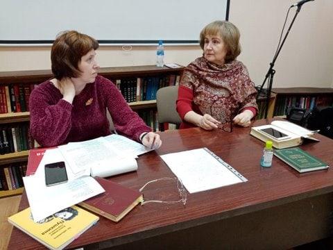 Литературная встреча ЛИТО «Ладога»-4