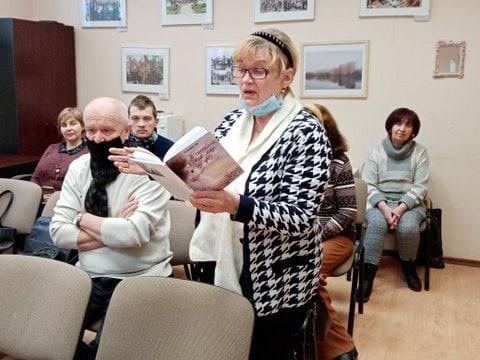 Литературная встреча ЛИТО «Ладога»-6