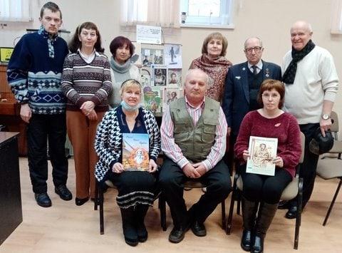 Литературная встреча ЛИТО «Ладога»