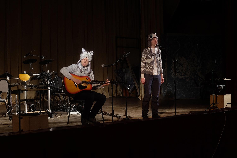 """Музыкально-поэтический фестиваль \""""Предчувствие весны\"""" - Библиотека мкрн Луговая-6"""