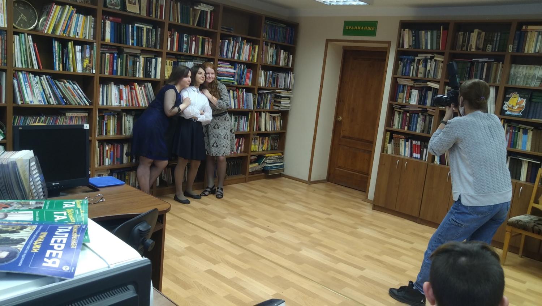 Фотодень в библиотеке-2