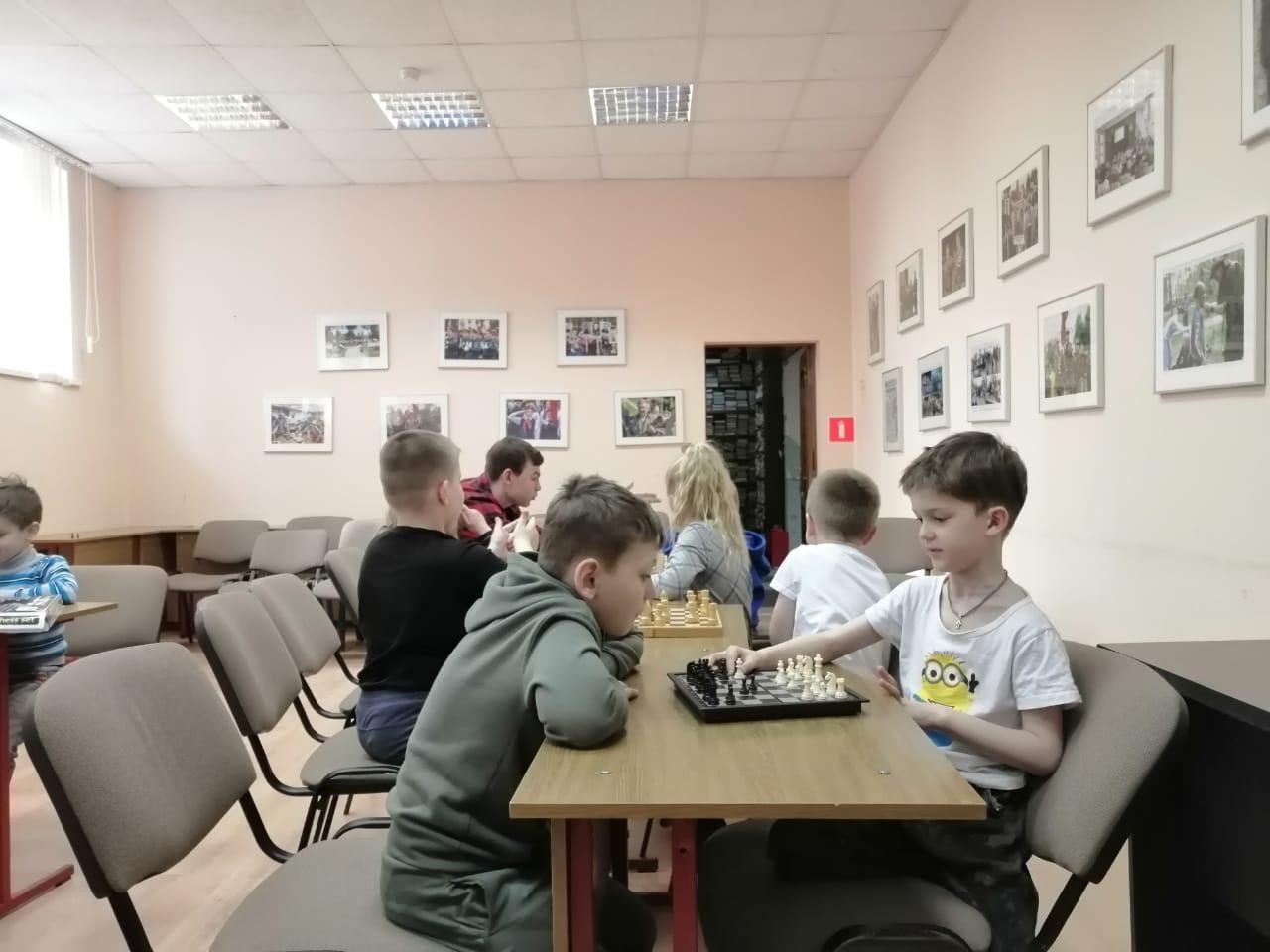 Шахматный клуб Степана Павловского-1