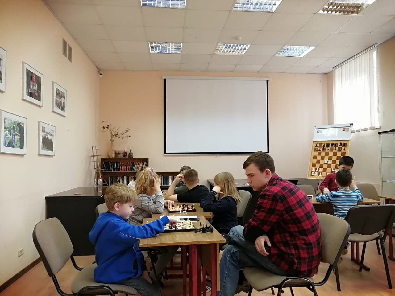 Шахматный клуб Степана Павловского-2