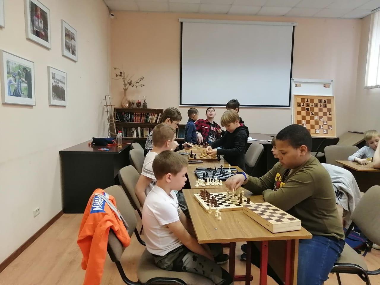 Шахматный клуб Степана Павловского-4