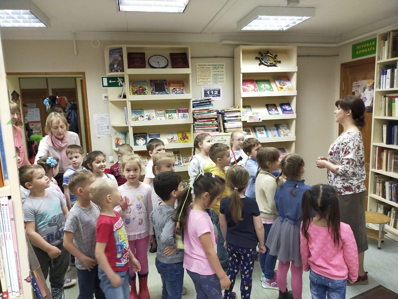 Книга-кукла-театр - Кукольный театр в библиотеке-2