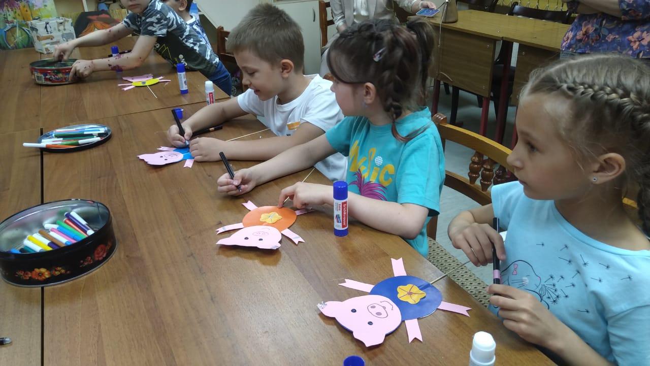 Мастер-класс по изготовлению игрушки для кукольного театра-1