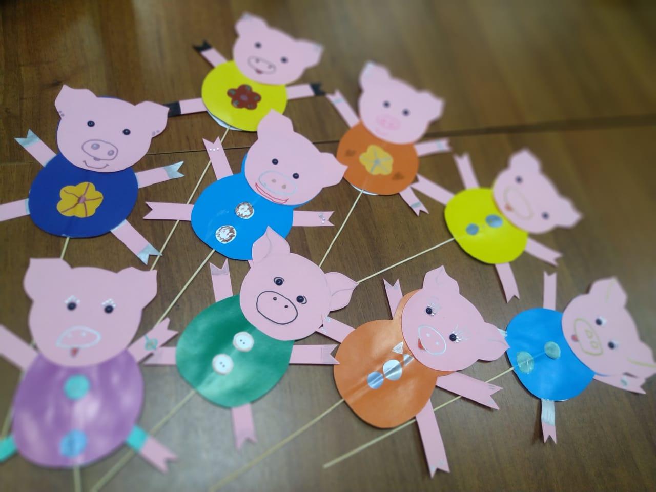 Мастер-класс по изготовлению игрушки для кукольного театра-3