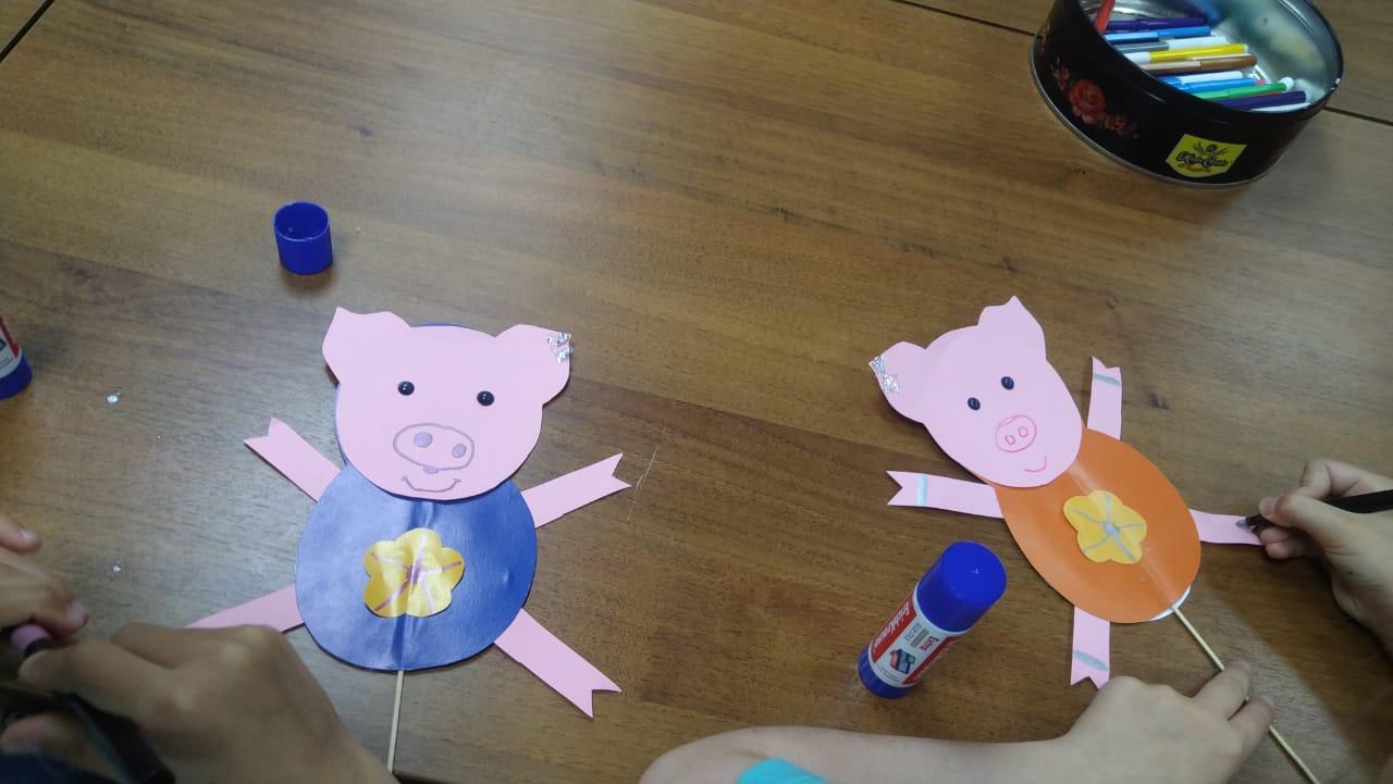 Мастер-класс по изготовлению игрушки для кукольного театра-5