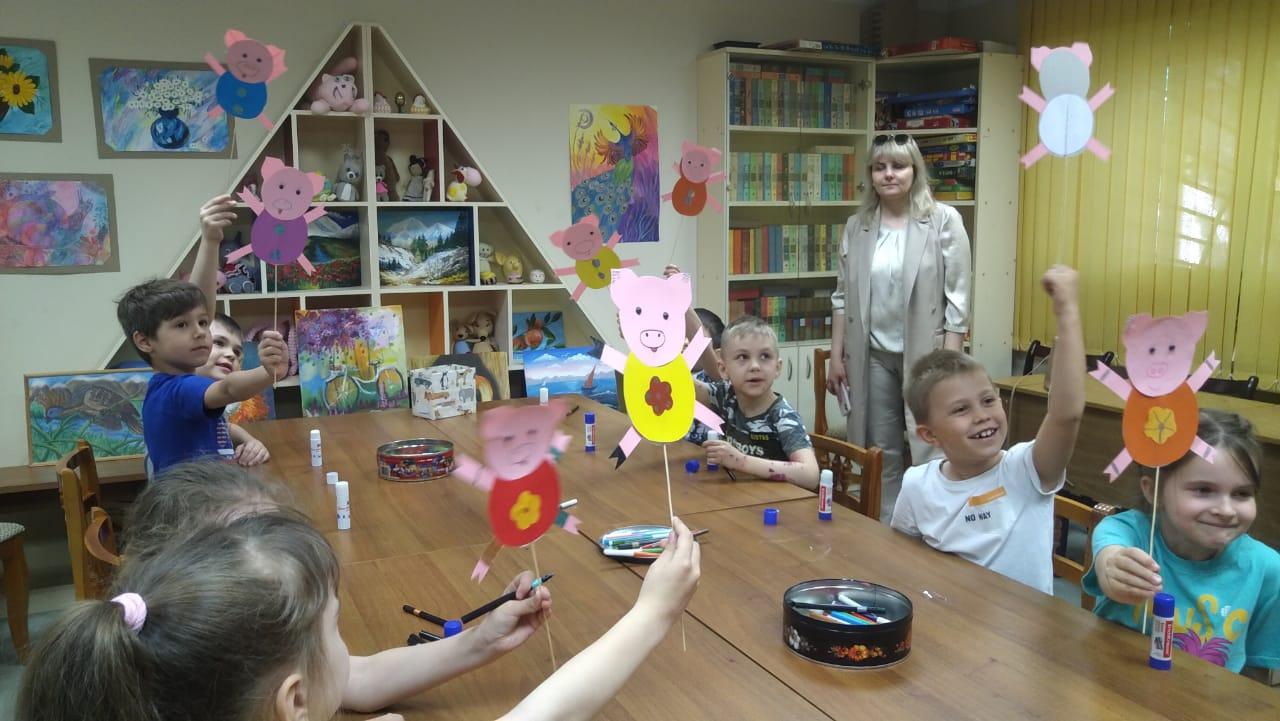 Мастер-класс по изготовлению игрушки для кукольного театра