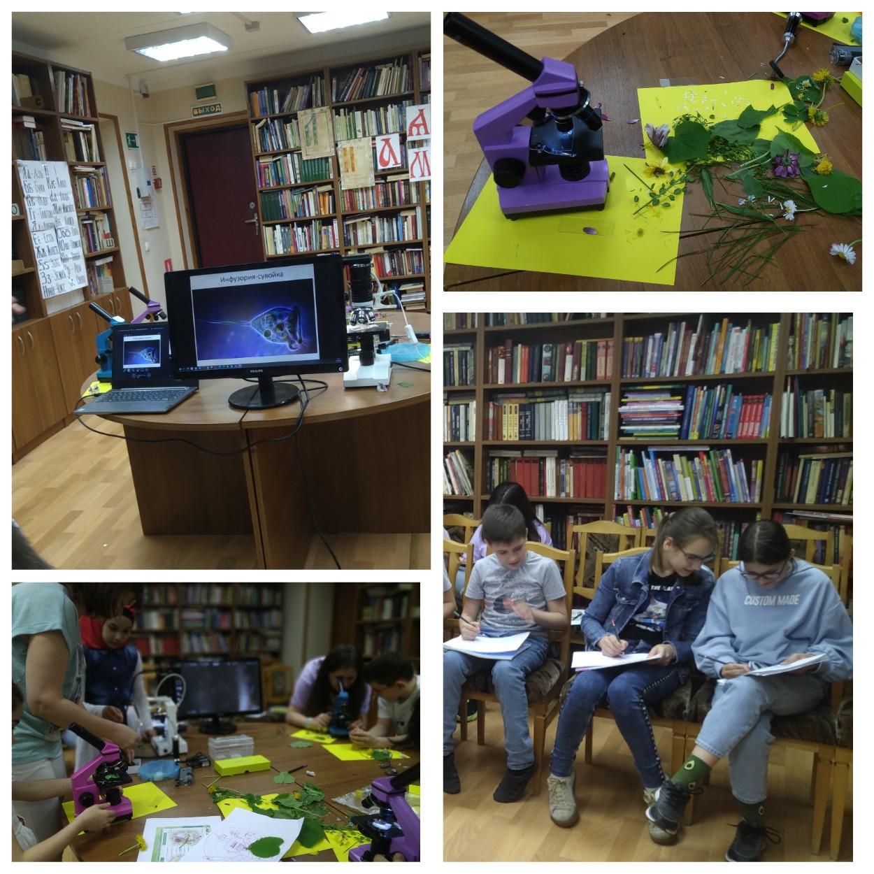 «МИКРОмир» - Детский научный клуб (ДНК)-1