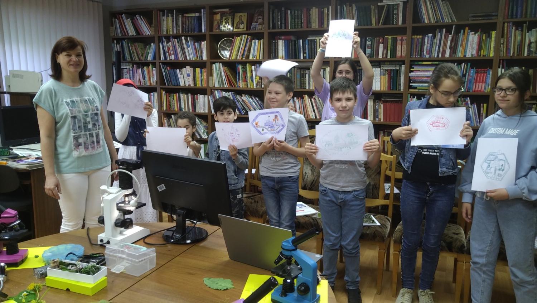 «МИКРОмир» - Детский научный клуб (ДНК)-3