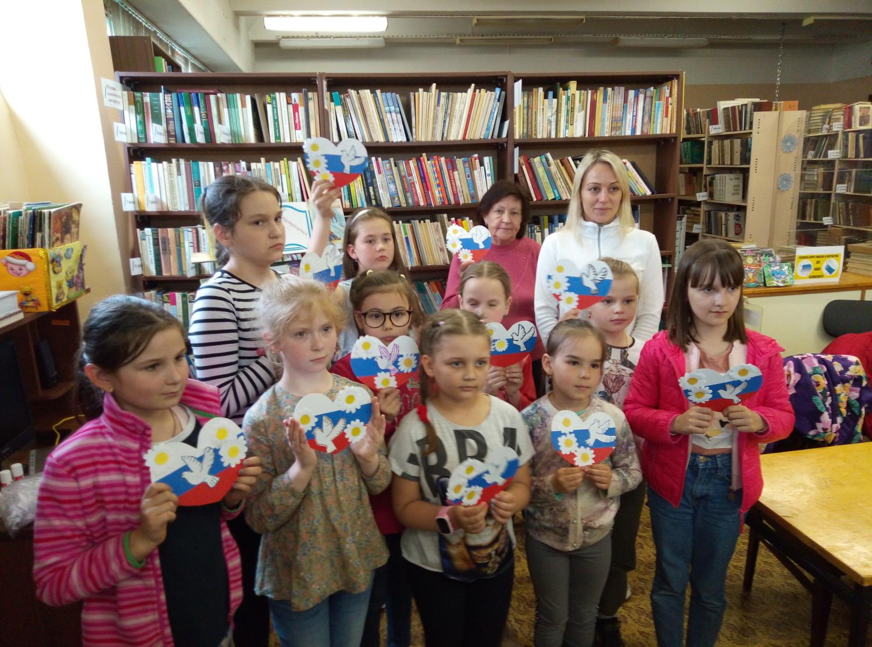 «Наш дом - Россия!» - мастер-класс по изготовлению открытки к Дню России