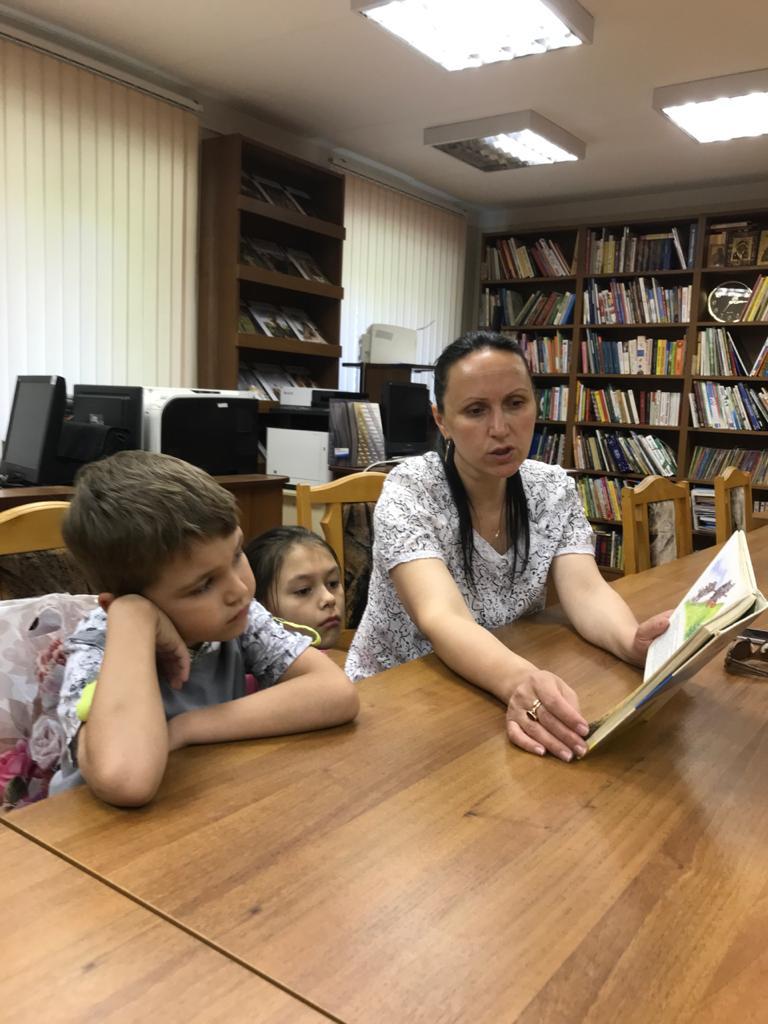 Занятия группы подготовки к обучению