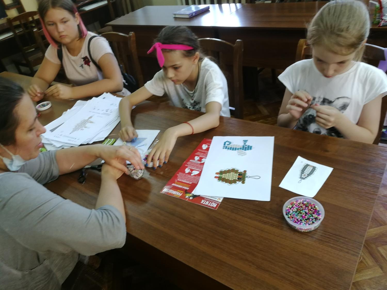 Школа бисера Натальи Удовенко-2