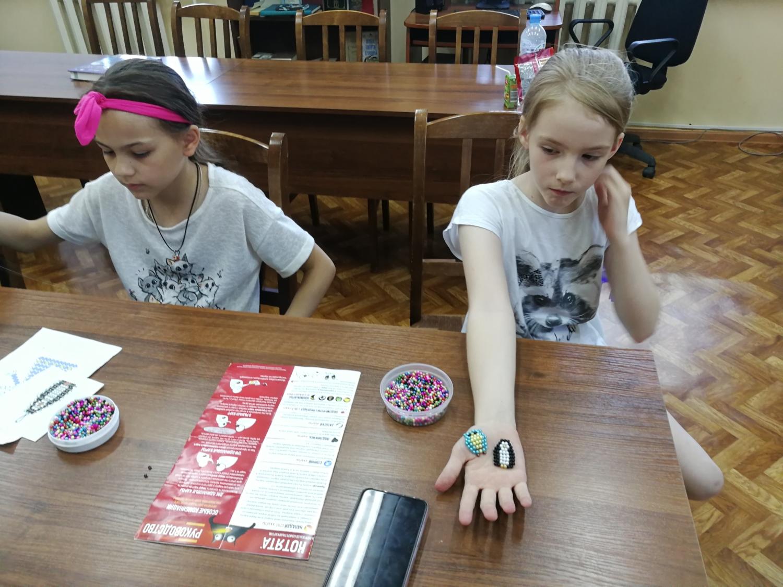 Школа бисера Натальи Удовенко-4